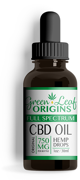 Natural CBD Products - Green Leaf Origins - Natural Pain Relief
